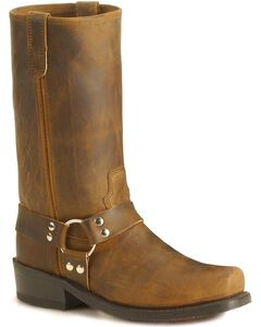Double H Crazyhorse Harness Boots, , hi-res