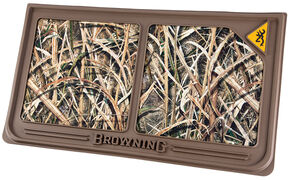 Browning Mossy Oak Shadow Grass Blades Pet Dish Mat, Camouflage, hi-res
