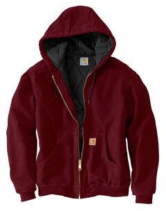 Carhartt Men's Sandstone Duck Active Jacket, , hi-res