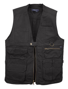 5.11 Tactical Vest - 3XL, Black, hi-res