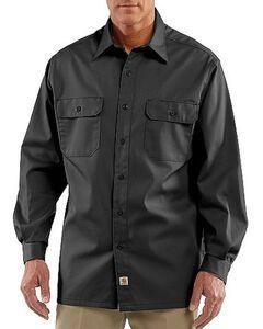 Carhartt Twill Work Shirt, , hi-res