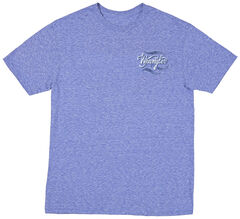 Wrangler Men's Est 47 Screen Print Tee, Royal, hi-res