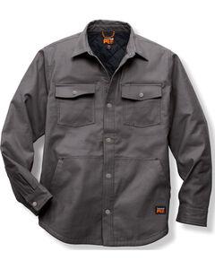 Timberland PRO Grey Gridflex Insulated Shirt Jacket , , hi-res