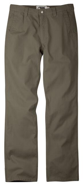 Mountain Khakis Men's Original Mountain Relaxed Fit Pants, Light Brown, hi-res