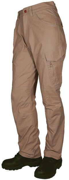 Tru-Spec Men's Coyote Tan 24-7 Delta Pants , , hi-res