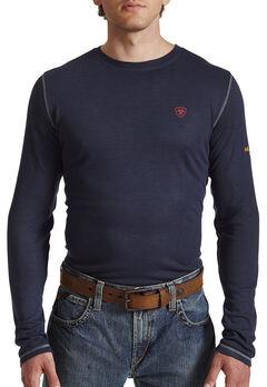 Ariat Flame Resistant Polartec Baselayer Long Sleeve T-Shirt, , hi-res