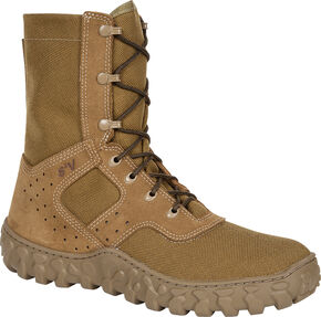 Rocky Men's S2V Jungle Boots, Tan, hi-res