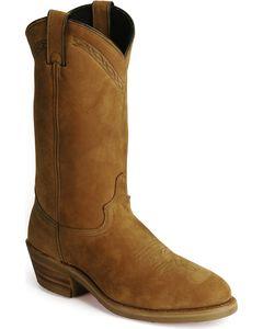 Abilene Cowboy Work Boots - Steel Toe, , hi-res