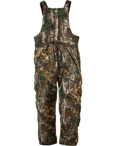 Berne Men's Camo Blizzard Bib Overalls - Tall, , hi-res