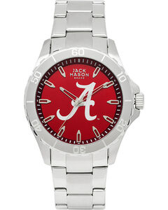 Jack Mason University of Alabama Men's Color Dial Sport Bracelet Watch, , hi-res