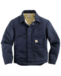Carhartt Flame Resistant Midweight Canvas Dearborn Jacket - Big & Tall, , hi-res