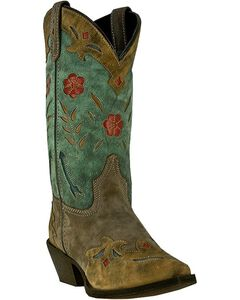 Laredo Miss Kate Cowgirl Boots - Snip Toe, , hi-res