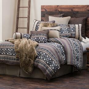 HiEnd Accents Tucson Queen Bedding Set, Multi, hi-res