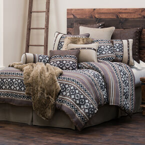 HiEnd Accents Tucson King Bedding Set, Multi, hi-res
