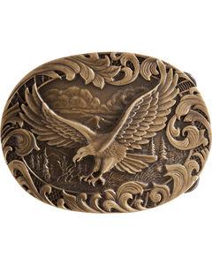 Montana Silversmiths Soaring Eagle Belt Buckle, , hi-res