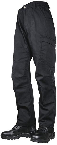 Tru-Spec Men's 24-7 Black Vector Pants , , hi-res