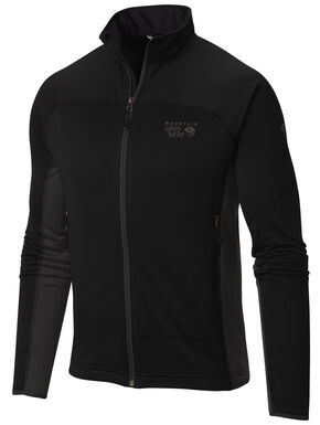 Mountain Hardwear Desna Grid Jacket, Black, hi-res