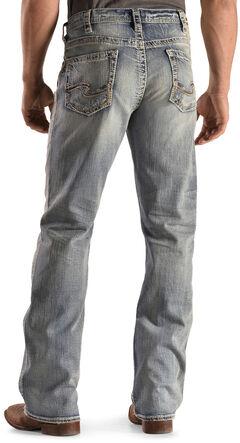 Silver Men's Grayson Easy Fit Jeans - Boot Cut , , hi-res