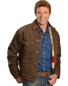 Schaefer Tobacco Ranchero Jacket, , hi-res