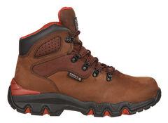Rocky Bigfoot Waterproof Hiker Work Boots - Round Toe, , hi-res