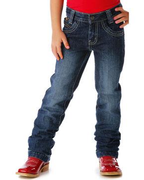 Cruel Girl Girls' Utility Slim Fit Jeans - 4-6X, Denim, hi-res