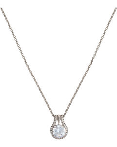 Montana Silversmiths Star Lights Center of My Universe Necklace, , hi-res