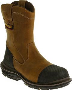 Caterpillar Men's Fabricate Pull On Tough Waterproof Boots - Composite Toe, , hi-res