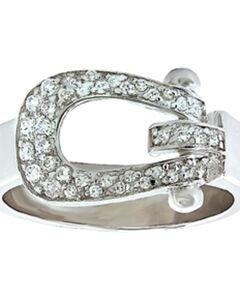 Montana Silversmiths Women's Stunning Stirrup Ring  , , hi-res