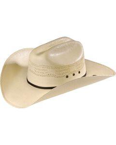 Kids' Bangora Straw Cowboy Hat, , hi-res