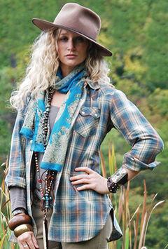 Tasha Polizzi Women's Warrior Shirt, , hi-res