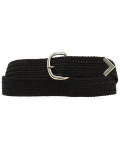 """Double S 46"""" Braided Belt, , hi-res"""