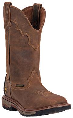 Dan Post Blayde Waterproof Wellington Work Boots - Steel Toe, , hi-res