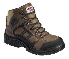 Avenger Men's Electrical Hazard Hiking Boots - Steel Toe, , hi-res