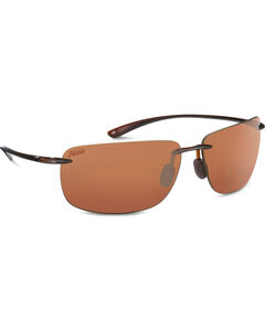 Hobie Men's Copper and Crystal Brown Polarized Rips Sunglasses , , hi-res