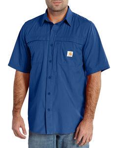 Carhartt Force Mandan Short Sleeve Performance Work Shirt, , hi-res