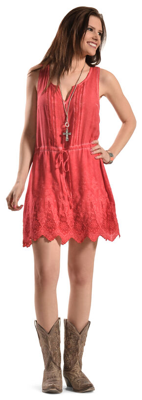 Black Swan Elodie Dress, Red, hi-res