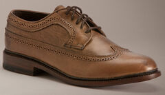 Frye Men's James Wingtip Shoes, , hi-res