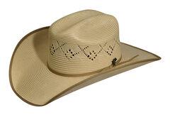 Bailey Koslo 20X Straw Cowboy Hat, , hi-res