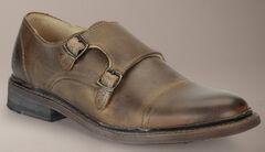 Frye Women's James Double Monk Shoes, , hi-res