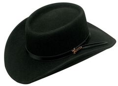 Twister Crushable Gambler Hat, , hi-res