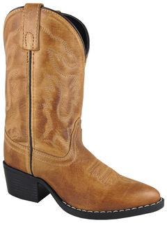 Smoky Mountain Youth Boys' Dakota Western Boots - Medium Toe, , hi-res