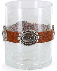 BB Ranch Western Concho Candle Holder, , hi-res