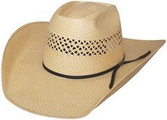 Bullhide Hats Bunny Magnet Straw Cowboy Hat, , hi-res
