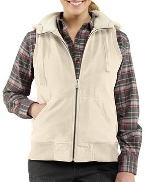 Carhartt Stockbridge Vest, White, hi-res
