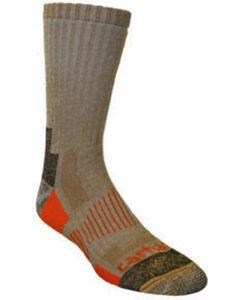 Carhartt Brown All-Terrain Boot Socks - 2 Pack, , hi-res