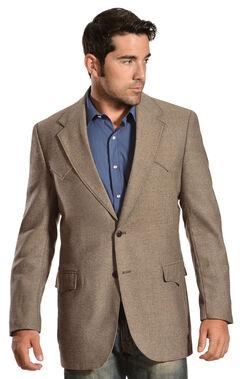 Circle S Men's Lambswool Plano Sport Coat, , hi-res