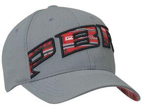 PBR Flex Fit Casual Cap, Grey, hi-res