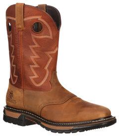 Rocky Men's Original Ride Western Boots, , hi-res