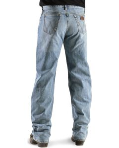 "Wrangler Jeans - 20X Competition Laser Blue Denim Relaxed Fit - 38"" Tall Inseams, , hi-res"