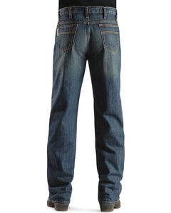 Cinch  Jeans - White Label Relaxed Fit Denim Jeans Dark Stonewash, , hi-res